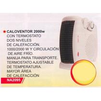 Caloventor 2000w. Power