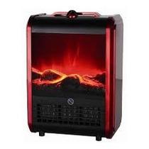 Estufa Calefactor Clever Fp1500 1500w Oferta Leños