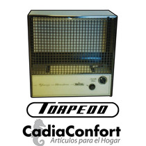 Estufa Infrarrojo Torpedo 3000cal Gas Natural