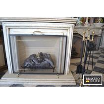 Hogar marmol onix a gas estufas y calefactores a gas for Imitacion marmol travertino precio