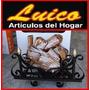 Leños Refractarios 5000 Kcal Con Valvula - Local A La Calle