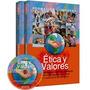 Libro Formación Ciudadana Ética Y Valores 2 Tomos + Cd Clasa