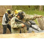 Juego De Paintball Urball Paintball , Sensacion Militar