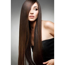 Extensiones/cortinas De 60cm. De Cabello 100% Natural