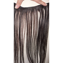Cortina De Cabello Natural 100% 60cm Largo Envio Gratis!!!