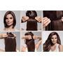 Extensiones Cortinas Para Peinados Simil Natural Importadas