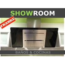 Campana Cocina Spar-franke Fusion 90cm Acero Y Vidrio