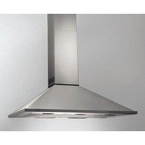 Campana De Cocina 60cm-acero Inox.tst-piramide-circular 3vel