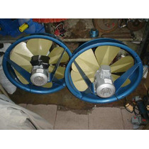 Extractor De Aire Industrial De 50 Cm Monofasico