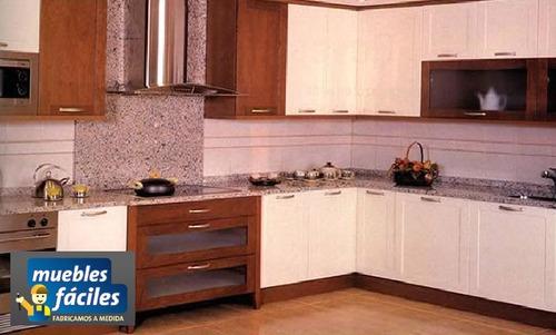 Fabricamos Muebles De Cocina A Medida  Capital Federal  en Mercado