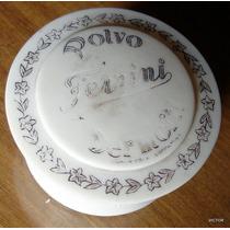 Polvo Perfumado Ferrini Dermofil Envase Vacio Plast. Antiguo