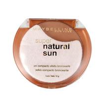 Polvo Compacto Super Natural Sun 23 Sienna Sun
