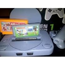 Family Game Completo+ 2 Joysticks + Pistola + 1000 Juegos