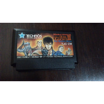 Double Dragon 3 Original Famicom Family Nes. Envío Barato!
