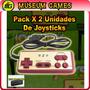 Joystick Family Game 8 Bits Ficha 15 Pines Clas -museum Game