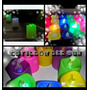 Velas Led Ondulada Cotillón Fiesta Luminosa Pack X 12 !!