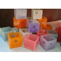 Fanales Cubo X 10 Unid. Envios A Todo El Pais