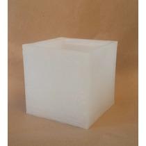 Fanal Parafina Cuadrado 12 X 12 Cm