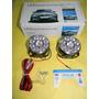 Faros Axiliares Redondos Led Autos Motos Nautica // Dj1129