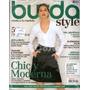 Revista Burda Style - Lote X 10 - Nuevas, Con Moldes
