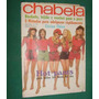 Revista Moda Retro Chabela 425 Oct71 Bordado Crochet Ropa