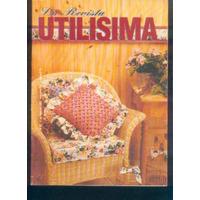 Utilisima N°62.papel Y Carton.flores De Jabon.muñeca De Tela
