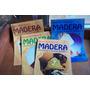 4 Revistas De Pintura Sobre Madera
