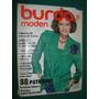 Revista Burda Completa Con Moldes Moda Ropa Costura 10/85