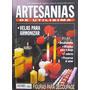 Artesanías De Utilísma Nº 156 - Tapa: Velas Para Armonizar