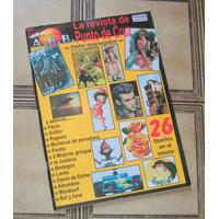 M55 Revista De Punto Cruz Con Moldes Y Explicaciones