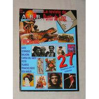 M203 Revista De Punto Cruz Con Moldes Y Esplicaciones
