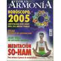 Vivir En Armonia Año 2005 Meditacion So-ham Aloe Vera Velas