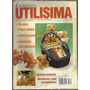 La Revista Utilisima Nro 112 1997 Muñecos Con Pompones