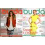 Revista Burda Style - Lote X 6 - Nuevas, Con Moldes