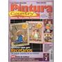 Revista Pintura Country # 2 Incluye Moldes Coleccion 2005