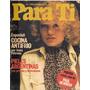 Revista Para Ti Muerte Peron Doña Petrona Francoi Sagan 1974