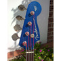 Fender Aerodyne P Bass El Único Con Tapa De Arce Flameado