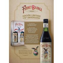 Fernet Branca Edicion Limitada 170 2 Botellas Envio Gratis
