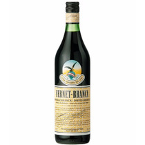 Fernet Branca 1 Litro - 6x1000ml.
