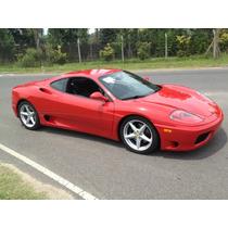 Ferrari F 360 F1 Impecable Estado Solo 22000 Kms!!!