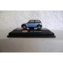 Nico Mini Cooper Metal Model Power H0 (rvh 03)