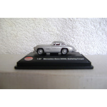 Nico M Benz 300 Sl Gullwing Metal Model Power H0 (rvh 02)