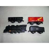 Locomotora Con Vagones Japonés Para Decoración