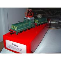 Locomotora Electrica E 321.107+322.107 Delle Fs Rivarossi Ho