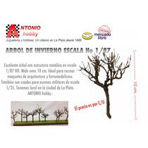 Árbol Oh Para Maquetas Y Escenas Militaría 1/35 En La Plata