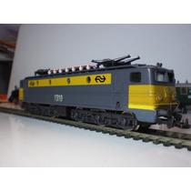 Locomotora Electrica Lima, 3 Ejes Por Bogie, Lima, H0, Italy