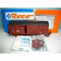 Todotrenes1000 - Vagon Roco