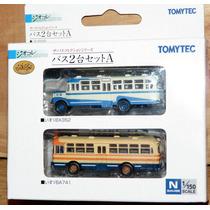 Omnibus X2 Japoneses - Tomytec