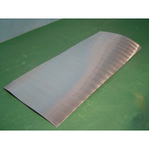 5 Chapas Acanaladas De Aluminio - Escala H0 - Nvm Hobbies