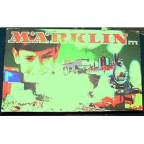 Marklin-tren-eléctrico, Ho, 0974, Germany-en-caja-original